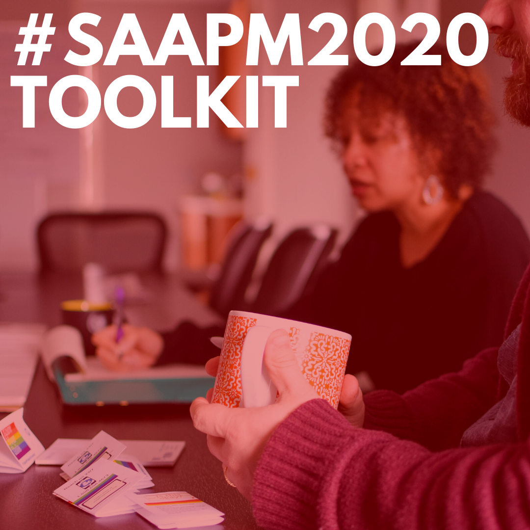 A link to our saapm tool kit