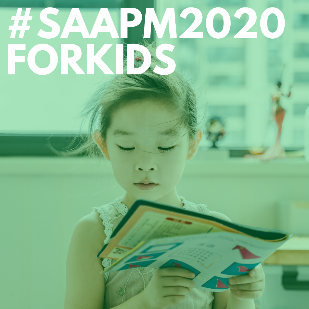 #saapm for kids